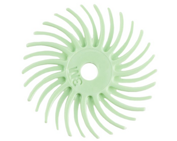 "3M 1 Micron 3/4"" Radial Bristle Disc | 332586 |Bulk Prc Avlb"
