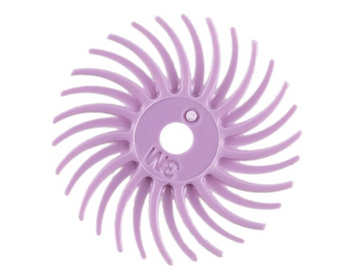 "3M pumice 3/4"" Radial Bristle Disc | 332584 |Bulk Prc Avlb"