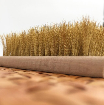 Brass Wire Bristle Brush | ZBBB01