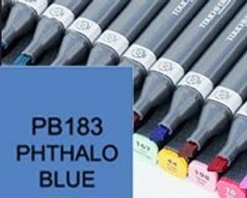 Touch Marker MKpb183 Phthalo Blue | MKpb183