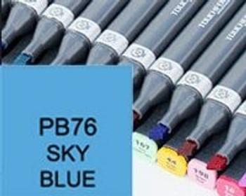 Touch Marker MKpb076 Sky Blue | MKpb076