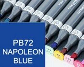 Touch Marker MKpb072 Napoleon Blue | MKpb072