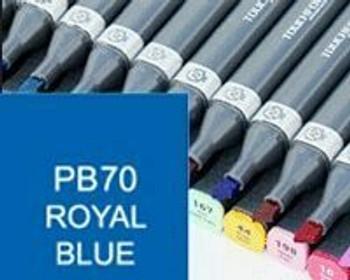 Touch Marker MKpb070 Royal Blue | MKpb070