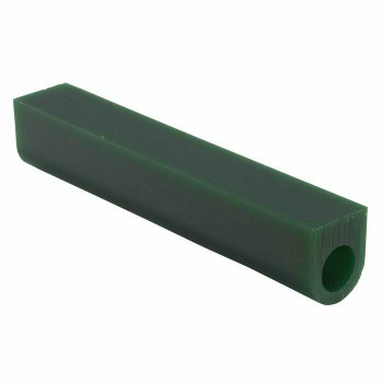"Ferris Wax Ring Tube, Flat Side With Hole, Green | 1"" x 1 3/16"" 