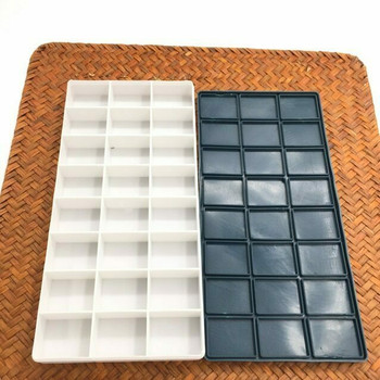 Color Box Rubber leakproof Lid 24 Grids | CGB024
