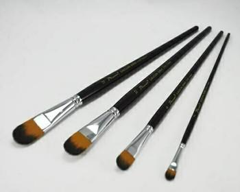Phoenix filbert synthetic nylon paintbrush #09 | BG270209