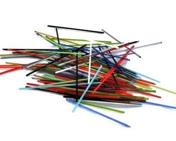 Uroboros96 COE Glass Rod, Mix Colors | 340118