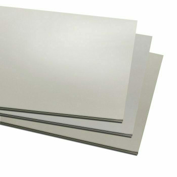 "6"" x 12"" Nickel Silver Alloy Sheet, 20Ga(0.8mm) | 131120"