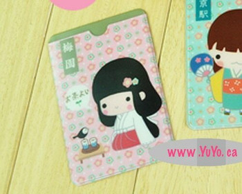 Mokuko Card Bag Container Style 1   MBCB0081