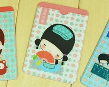 Mokuko Card Bag Container Style 3   MBCB0083