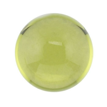 Round 3mm Peridot Cabochon, Sold By Each | 66838