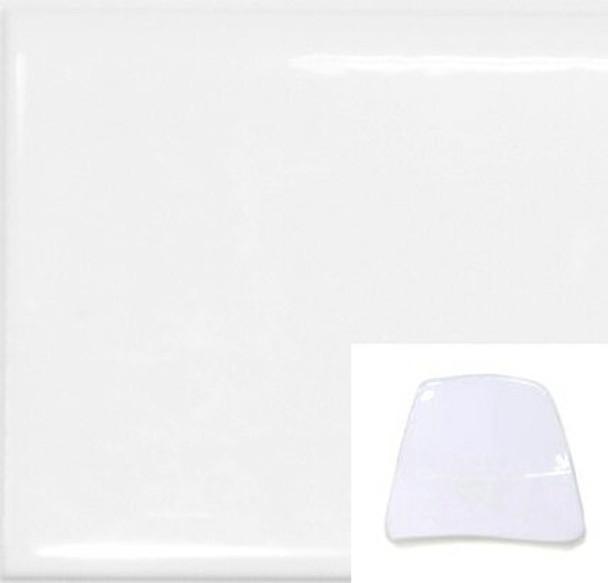 Dry White Gloss Glaze 1kg Cone 6  | GGSW3