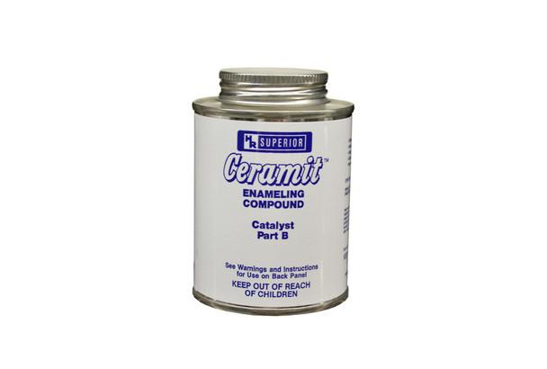 Cold Enamel, Ceramit Catalyst 8 Oz | 45.880