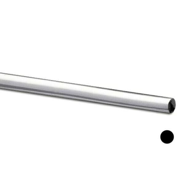 925 Sterling Silver Round Wire, 22ga (0.64mm) |Sold by ft|Bulk Price Av| 100352
