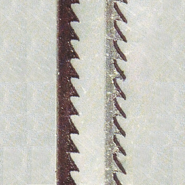 Laser Gold Saw Blade Germany 3/0   Sold By dozen   110305  Bulk Prc Avlb