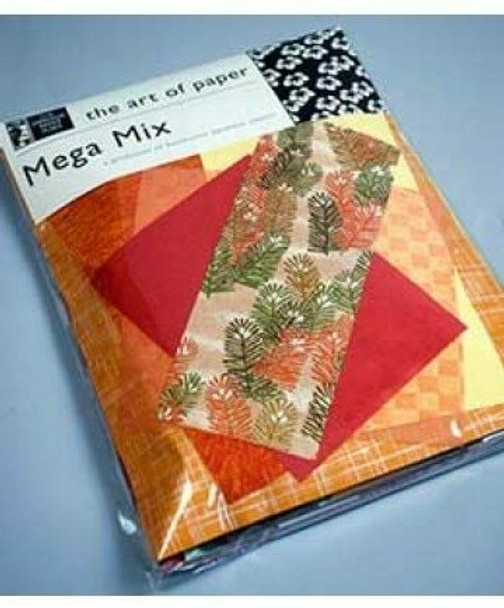 Japanese Paper Place Mega Mix Paper Packs