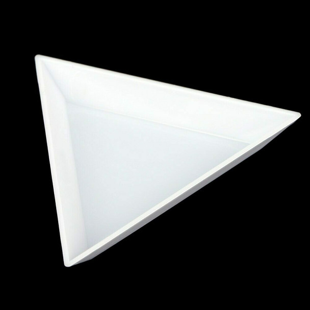 Triangular Plate 7.4cm   TP74