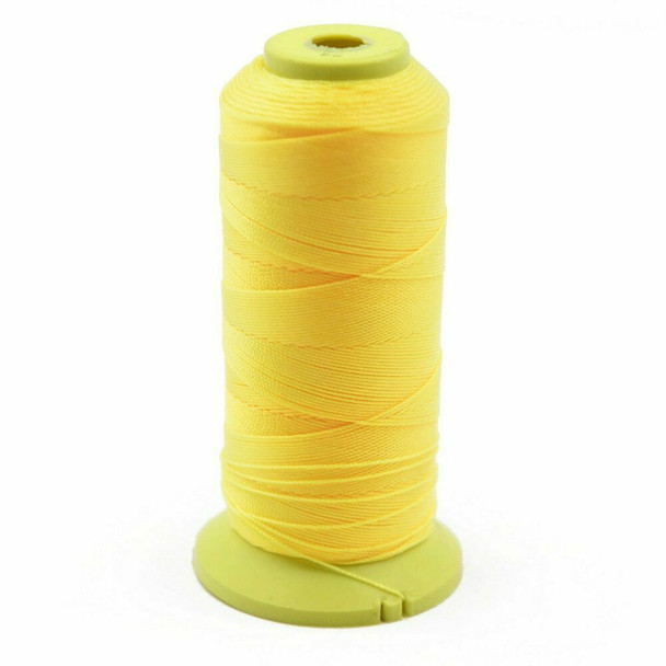 Nylon Cord 0.9mm | Sunshine Yellow | Sold by Spool | NL0908