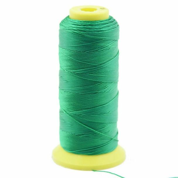 Nylon Cord 0.9mm | Green | Sold by Spool | NL0910