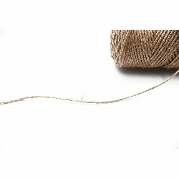 Burlap String 3mm | Sold by Metre | BL01
