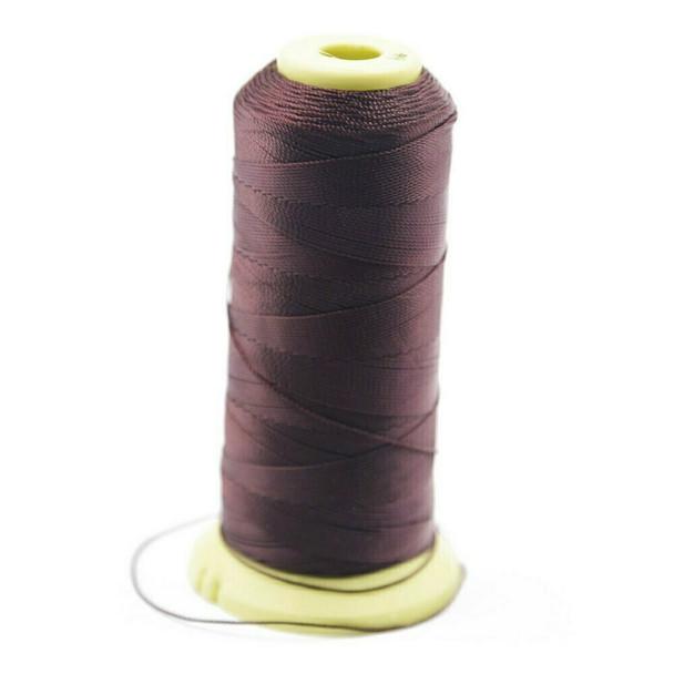Nylon Cord 0.9mm | Dark Brown | Sold by Foot | NL0920F