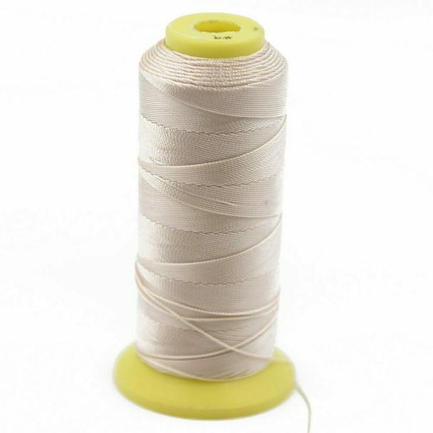 Nylon Cord 0.9mm | Tan | Sold by Foot | NL0918F