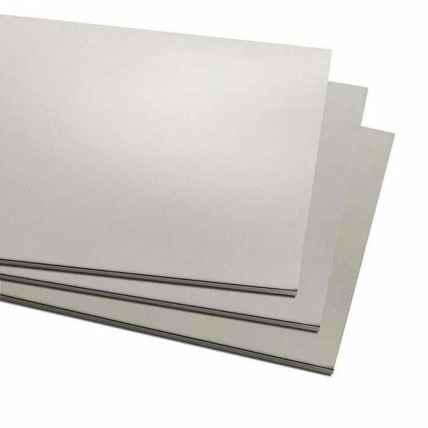 "6x12"" Nickel Alloy Sheet | 24ga (0.51mm) | 131124"
