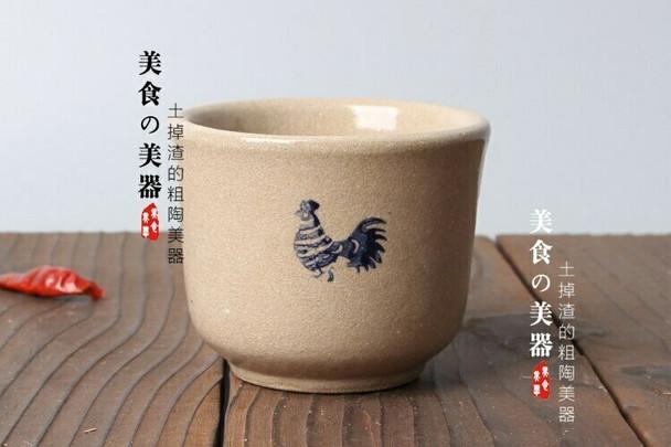 Rooster Teacup | TDRC1