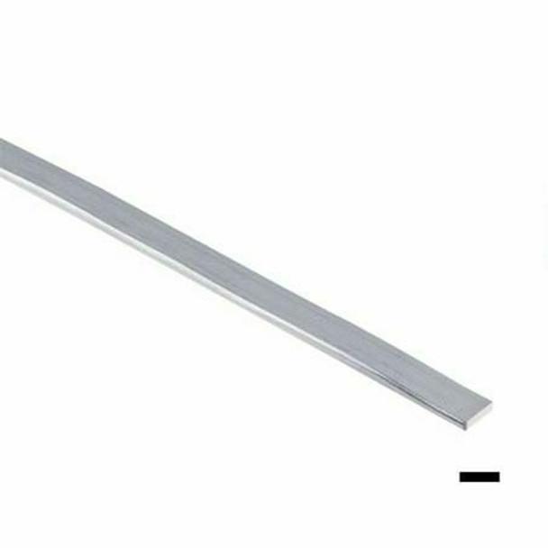 925 Sterling silver Rectangle Wire | 6 x1.5mm | Sold by cm | Bulk Price Av