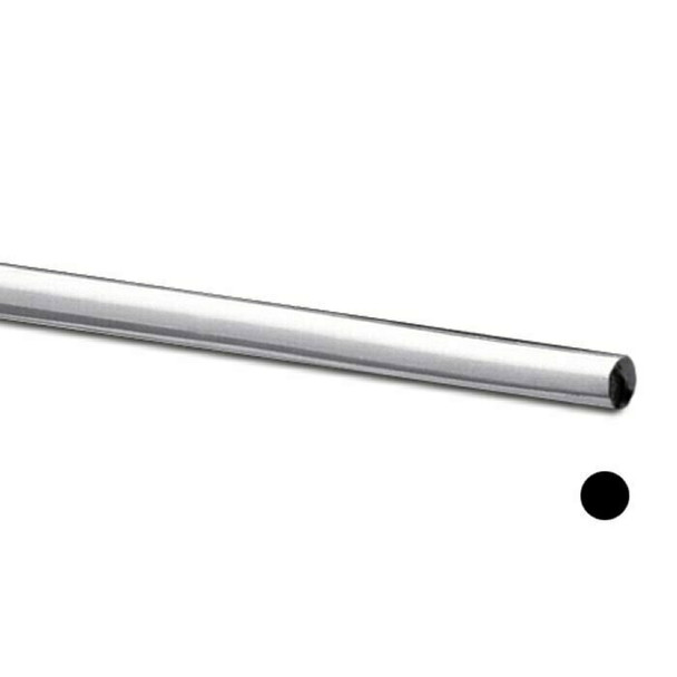 925 Sterling Silver Round Wire, 30ga (0.26mm) Half Hard |By the Ft| Bulk Price Av| 100358