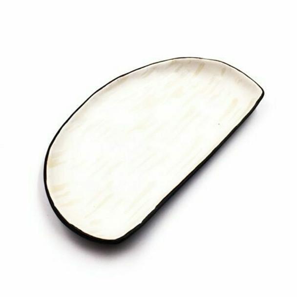 Half Moon Plate |  TWA30