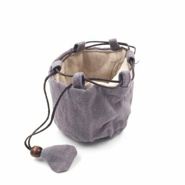 Teaware Bag | Small | Grey | TF28