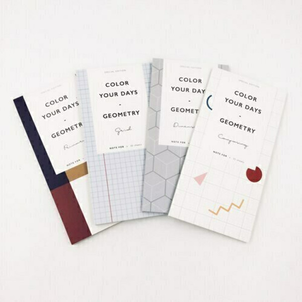 Geometry Notebooks | Style Options | NP0