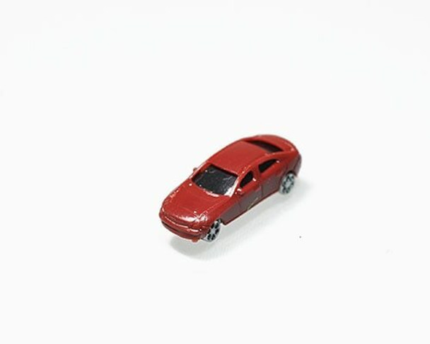 Scale Model Car | 1:200 (10x26mm) | Red | Sold by Pc | AM0008