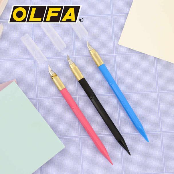 OLFA Exacto Knife | Pink | 4901165202925