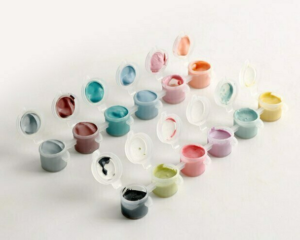 Underglaze 6-Colour Sets | H203507