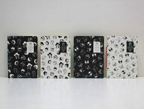 "Joytop ""Facial Masks"" Notebooks | K1902M"