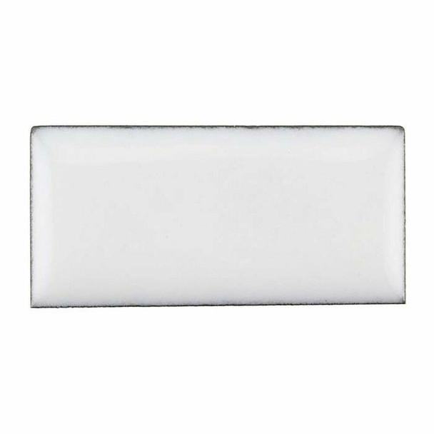 Thompson Lead-Free Opaque Enamel 1060 White 0.3 oz Sample --