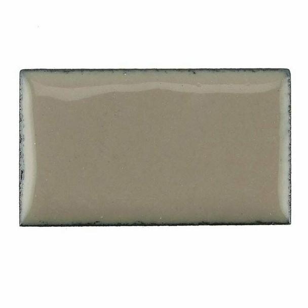 Thompson Lead-Free Opaque Enamel 1124 Cork Brown 0.3 oz Sample --