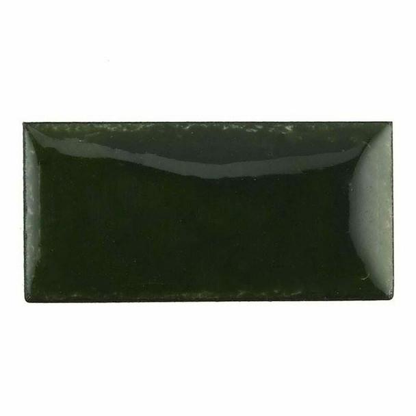 Thompson Lead-Free Opaque Enamel 1390 Alpine Green 0.3 oz Sample --