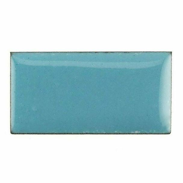 Thompson Lead-Free Opaque Enamel 1425 Sapphire 0.3 oz Sample --