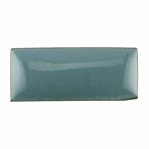 Thompson Lead-Free Opaque Enamel 1440 Delft Blue-Green 0.3 oz Sample --