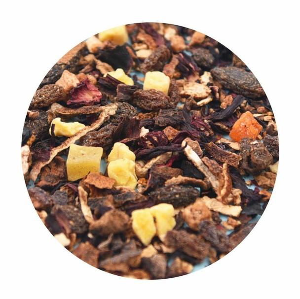 Lemon Fruit Mix   Loose Tea   Sold per gram   LT104