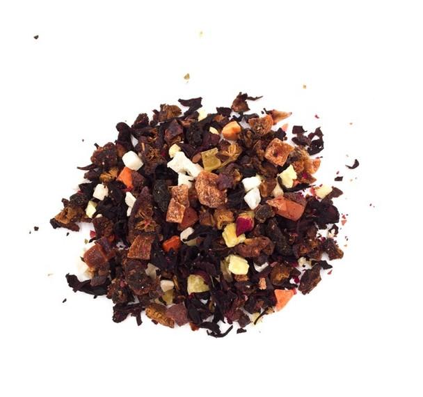 Strawbery Fruit Mix | Loose Tea | Sold per gram | LT047