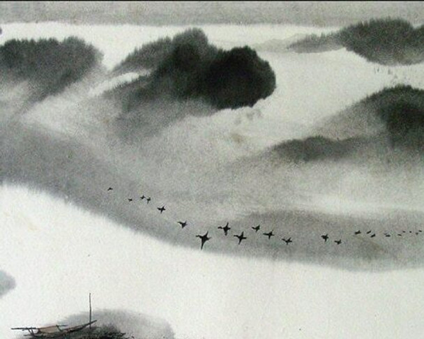 Chinese ShuiMo Painting Workshops