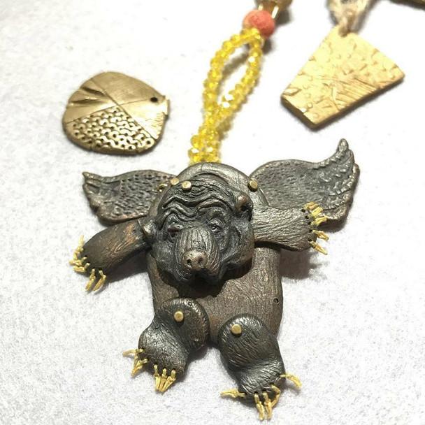 Metal Clay Jewellery Workshops