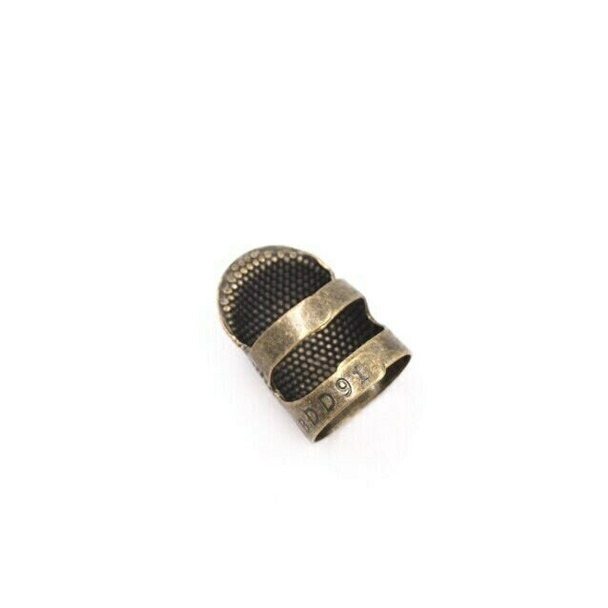 Antique Brass Thimble   Small   H193705