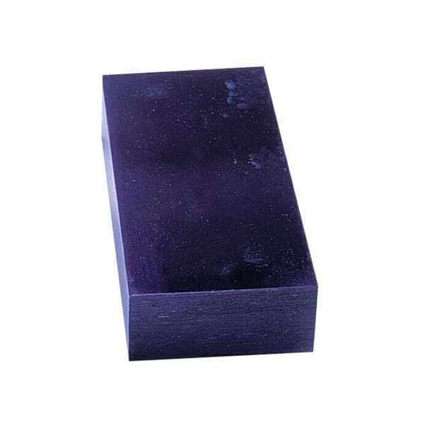 Matt Blue Carving Wax Block | 16.5x8x4cm | 700516