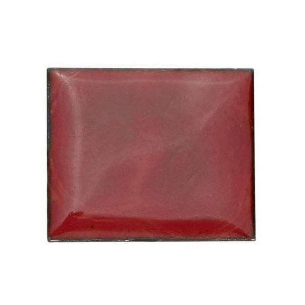 Thompson Lead-Free Liquid Form Opaque Enamel 8 oz 771 Flame Red