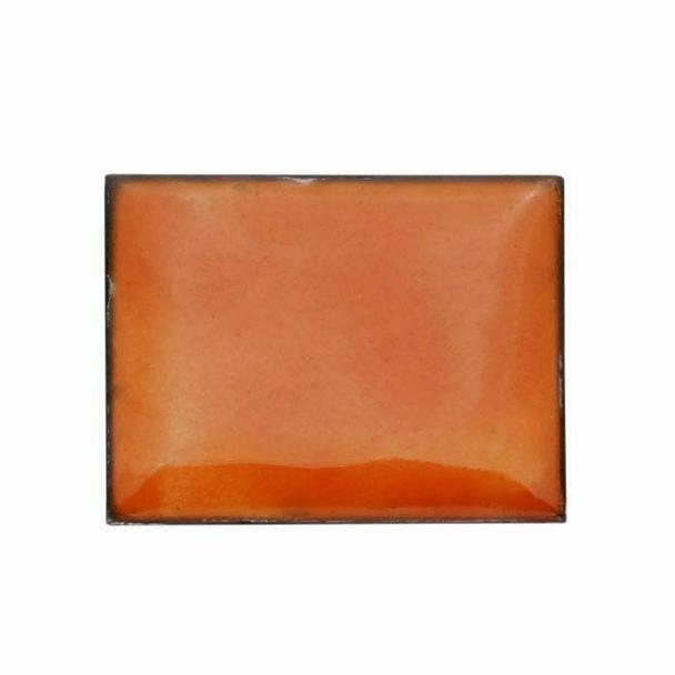 Thompson Lead-Free Liquid Form Opaque Enamel 8 oz 770 Princeton Orange